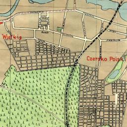 Plan Miasta Bydgoszczy 125k 1939 Rok Stare Mapy Bydgoszczy I Okolic